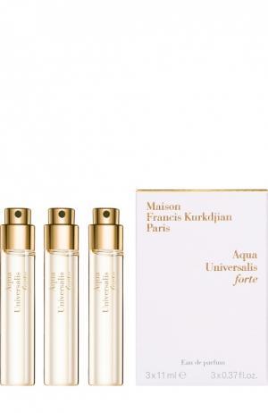 Рефиллер Aqua Universalis Forte Maison Francis Kurkdjian. Цвет: бесцветный
