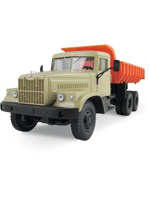 Машина KRAZ-256B гражданского назначения AUTOTIME. Цвет: оранжевый