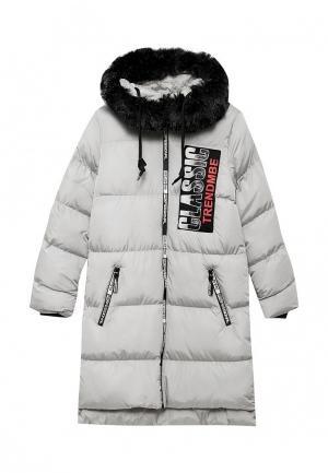 Куртка утепленная Jan Steen. Цвет: серый