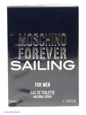 Moschino Forever Sailing М Товар Туалетная вода, 50 мл спрей. Цвет: прозрачный