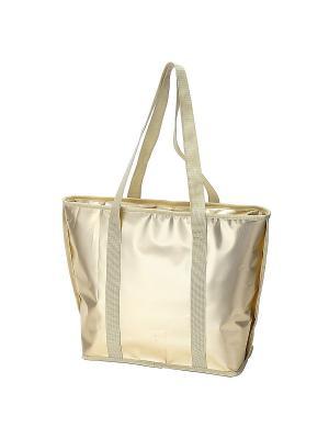 Термо-сумка DEEPOT. Цвет: золотистый