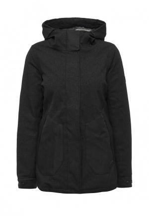 Куртка утепленная Rip Curl. Цвет: черный