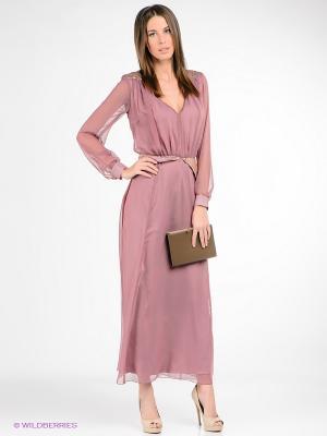 Платье Festival. Цвет: лиловый