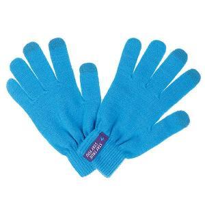 Перчатки True Spin Touch Glove Blue TrueSpin. Цвет: голубой