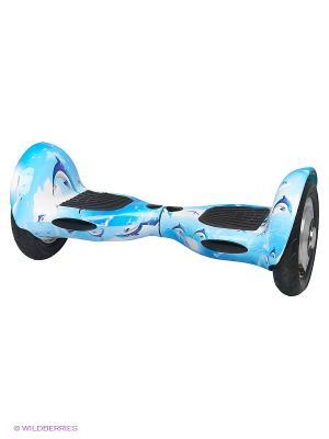 Гироскутер Smart balance. Цвет: голубой