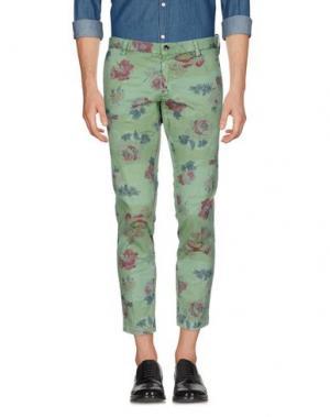 Повседневные брюки AT.P.CO. Цвет: зеленый