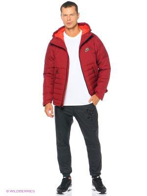 Куртка M NSW DOWN FILL HD JACKET Nike. Цвет: красный