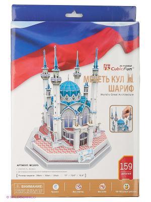 Мечеть Кул Шариф CubicFun. Цвет: светло-серый