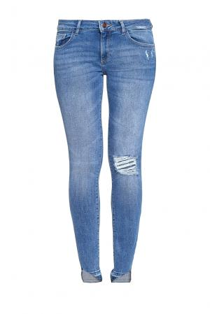 Джинсы Emma Power Legging ND-189176 Dl1961 Premium Denim. Цвет: синий