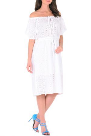 Платье XARIZMAS. Цвет: 00, белый