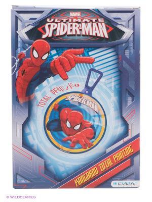 Мяч - попрыгунчик Человек-паук Mondo. Цвет: синий, красный
