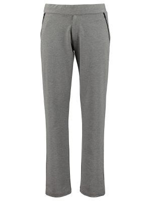 Брюки спортивные DKNY. Цвет: серый