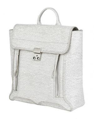 Рюкзаки и сумки на пояс 3.1 PHILLIP LIM. Цвет: белый