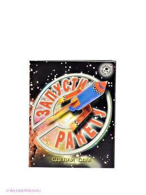 Игровой набор Запусти ракету Мини-маэстро. Цвет: черный, синий