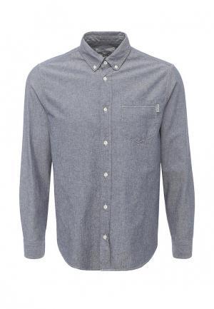 Рубашка Carhartt. Цвет: синий