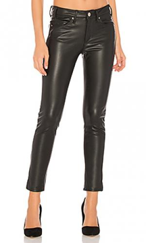 Облегающие брюки newton vegan leather MCGUIRE. Цвет: черный