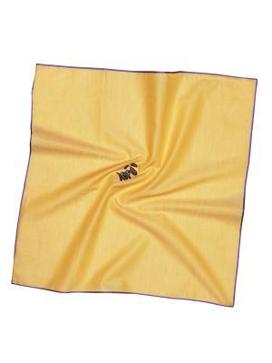 Платок 100% х/б 50*50 Passigatti. Цвет: бронзовый