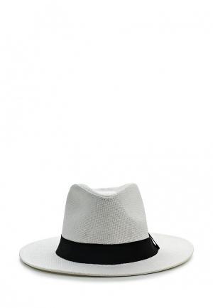 Шляпа Piazza Italia. Цвет: белый
