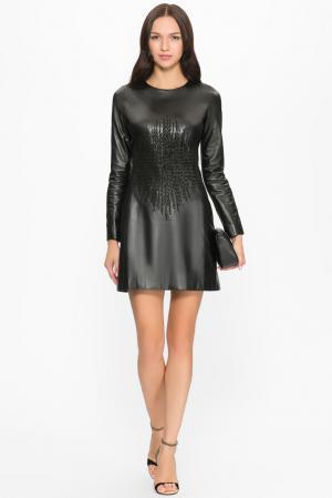 Купить Кожаное Платье В Интернет