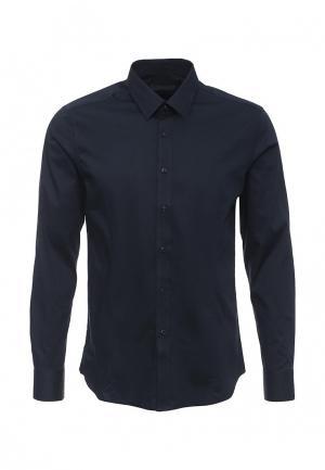 Рубашка Y.Two. Цвет: синий
