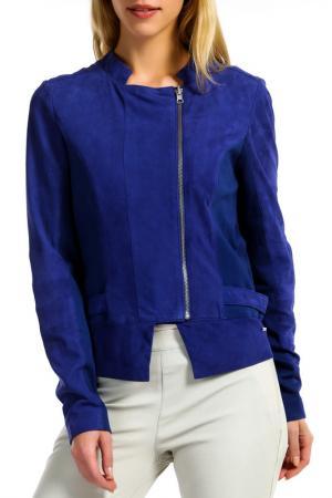 Куртка Ibana. Цвет: синий