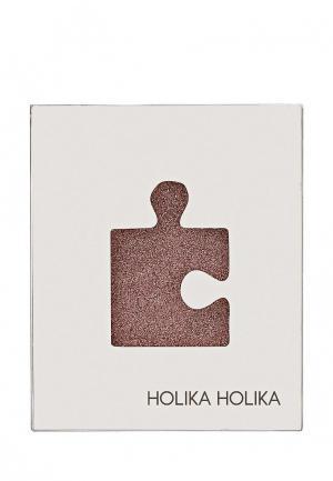 Тени для век Holika. Цвет: коричневый