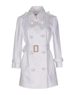 Легкое пальто TENAX. Цвет: белый