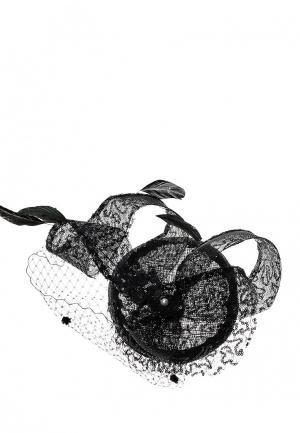 Вуалетка Diana Pavlovskaya. Цвет: черный