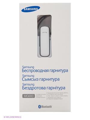 Гарнитура Bluetooth MG900 Samsung. Цвет: белый