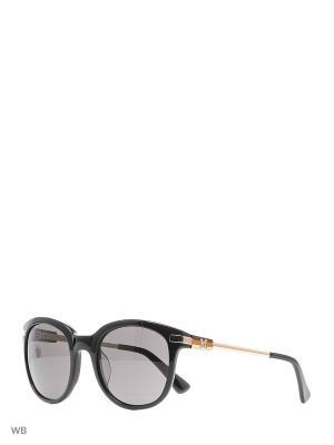 Солнцезащитные очки MM 605S 01 Missoni. Цвет: черный, золотистый