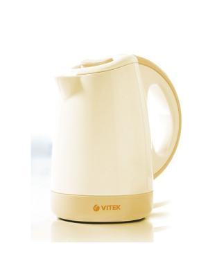 Чайник электрический Vitek VT-1134(Y). Цвет: желтый