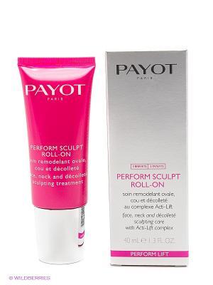 Средство для моделирования овала лица, шеи и декольте Payot Perform Lift , 40 мл. Цвет: фуксия, белый