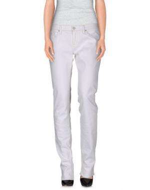 Джинсовые брюки POLO JEANS COMPANY. Цвет: белый