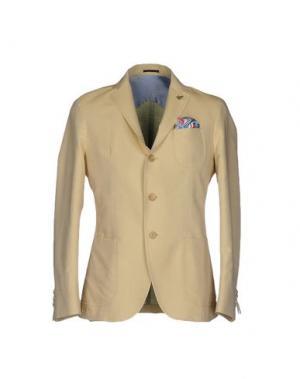 Пиджак PAOLONI. Цвет: охра