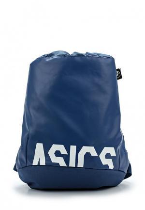 Мешок ASICS. Цвет: синий