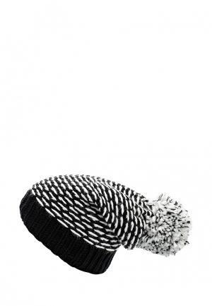 Шапка Buff. Цвет: черно-белый