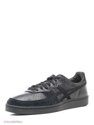 Спортивная обувь GSM ONITSUKA TIGER. Цвет: черный