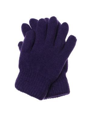 Перчатки Olere. Цвет: фиолетовый