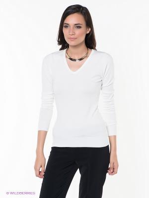 Пуловер MONDIGO. Цвет: молочный