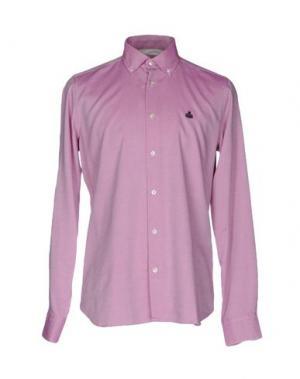 Pубашка ARMATA DI MARE. Цвет: светло-фиолетовый