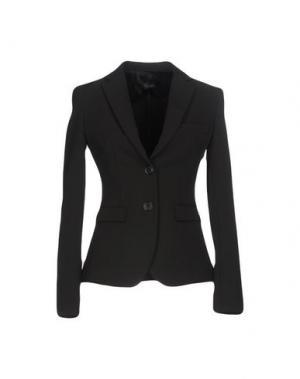 Пиджак TWELVE-T. Цвет: черный
