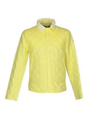 Куртка KILT HERITAGE. Цвет: желтый