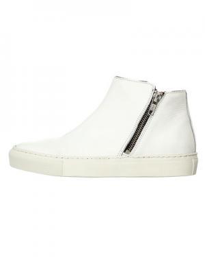 Ботинки Tango. Цвет: белый