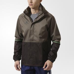Ветровка Condivo 16  Performance adidas. Цвет: коричневый