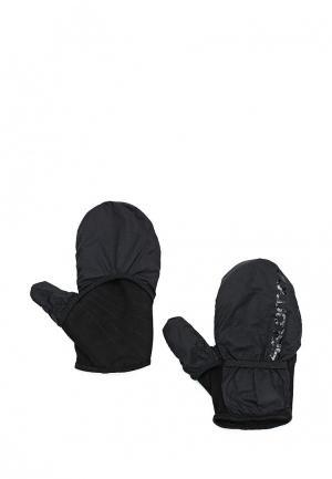 Перчатки Salomon. Цвет: черный