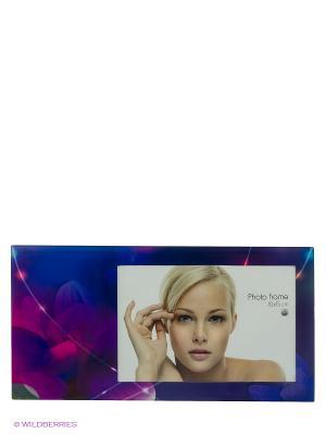 Фоторамка Flat hor fluoro VELD-CO. Цвет: синий, фиолетовый, розовый