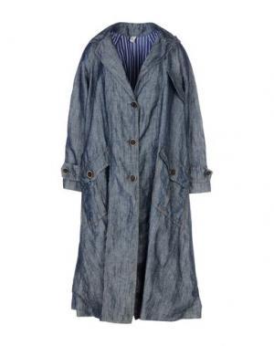 Джинсовая верхняя одежда SOUVENIR. Цвет: синий