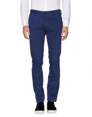 Повседневные брюки AT.P.CO. Цвет: синий
