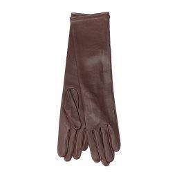 Перчатки  OPERA/S коричневый AGNELLE