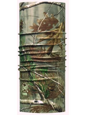 Бандана BUFF 2017 High UV REALTREE AP. Цвет: зеленый